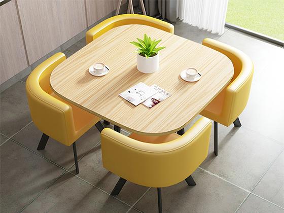 展会用圆桌尺寸-洽谈桌定制-品源洽谈桌