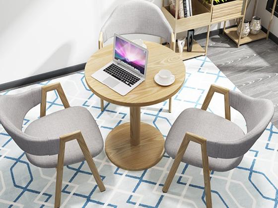 展会洽谈桌椅-办公室洽谈桌-品源办公室洽谈桌