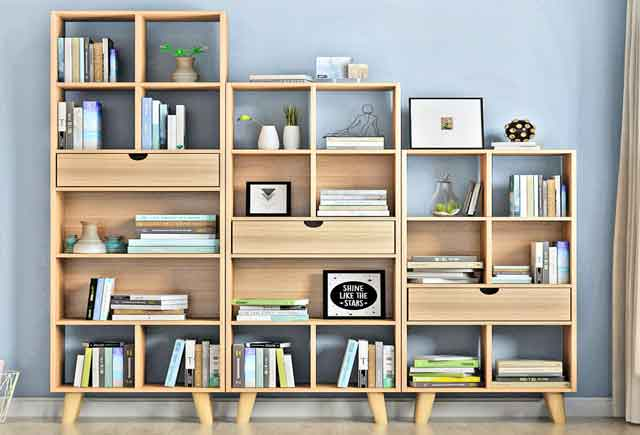 定制资料柜子_定做办公室柜子_定制木文件柜