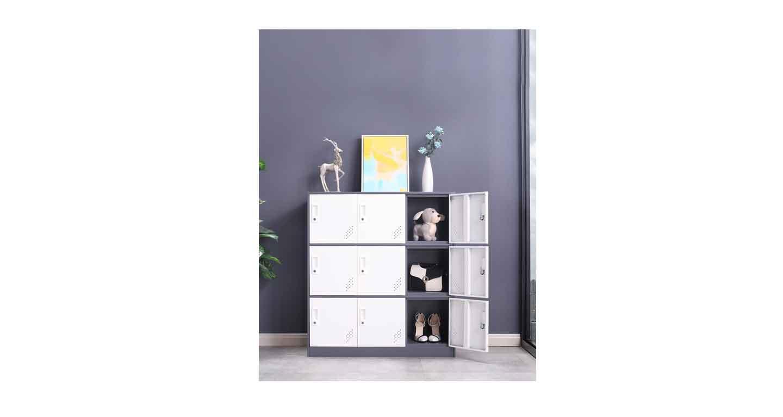 公寓铁衣柜-办公室文件柜-品源文件柜