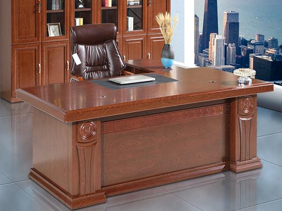 办公桌老板桌大班台-班台定制-品源班台