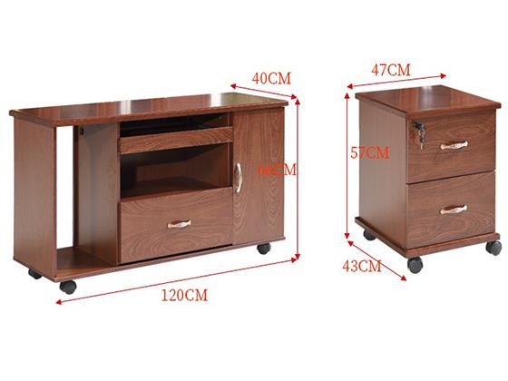 办公桌老板尺寸-班台-品源班台