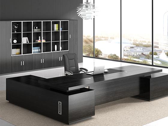 办公老板桌-班台尺寸-品源班台