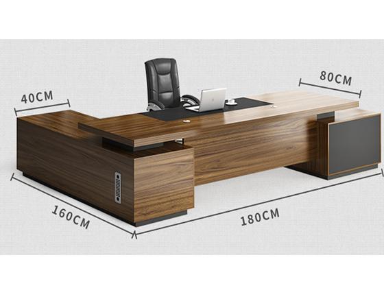 办公老板桌尺寸-班台-品源班台