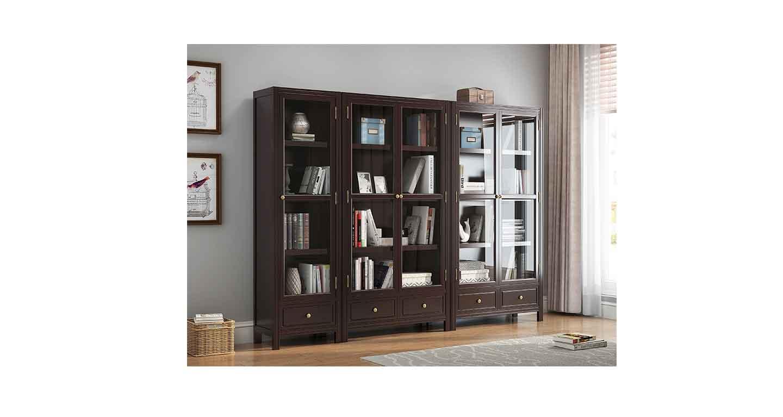 大班台文件柜-办公室文件柜-品源文件柜