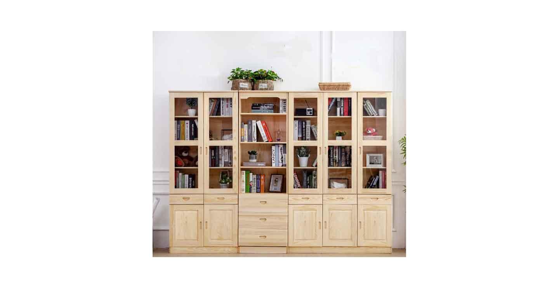 总经理办公书柜-办公室文件柜-品源文件柜