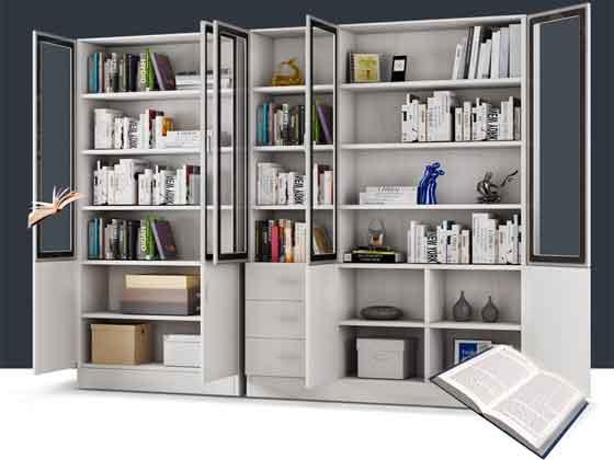 办公室文件柜定制-办公室文件柜-品源文件柜