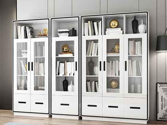 办公室置物架-定制衣柜厂家-品源文件柜