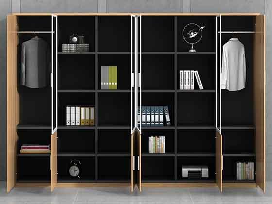 办公台边柜-办公文件柜-品源文件柜