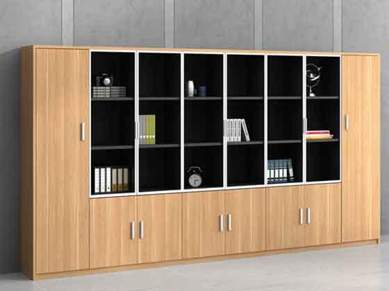 办公室边柜-文件柜定制-品源文件柜
