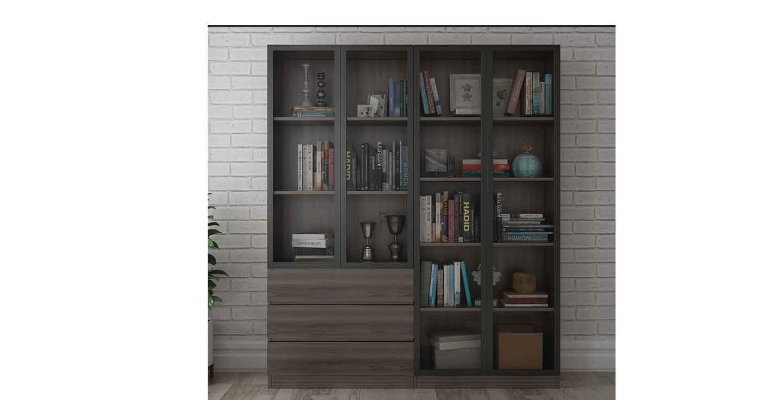 组合储藏柜-办公室文件柜-品源文件柜