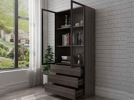 组合式储物柜-文件柜定制-品源文件柜