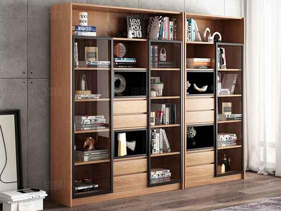 现代简约储物柜-办公室文件柜-品源文件柜