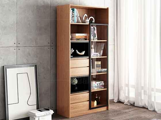 组合落地储物柜-文件柜定制-品源文件柜