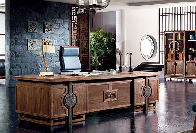 老板桌规格_老板桌款式_老板桌价格及款式
