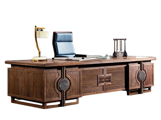 老板桌款式-班台-品源班台