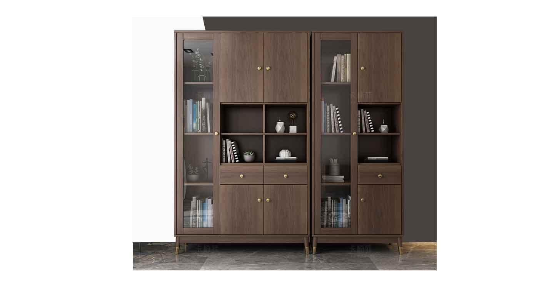 董事长书柜-办公室文件柜-品源文件柜