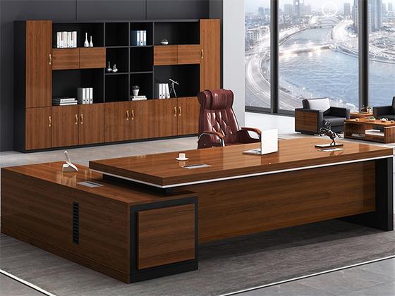 开放办公桌-办公室班台-品源办公室班台
