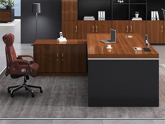 老板办公桌-班台定制-品源班台