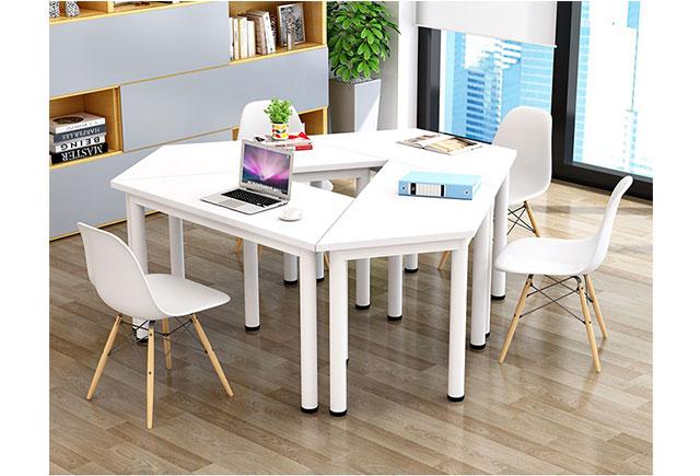 小型板式会议桌 创意拼接洽谈桌