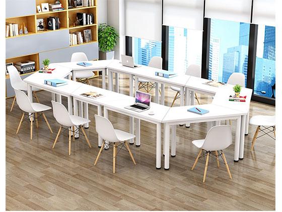 创意拼接洽谈桌-办公室会议桌-品源办公室会议桌