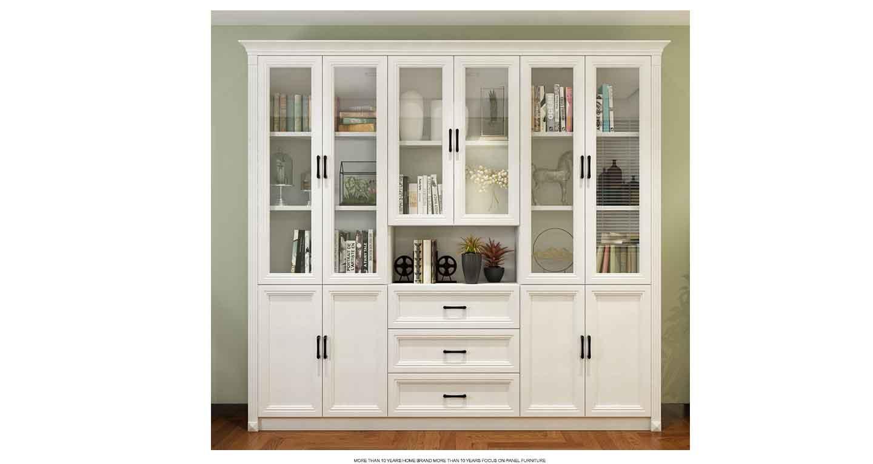 董事长办公室书柜-办公室文件柜-品源文件柜