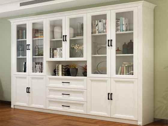 领导办公室书柜-办公室文件柜-品源文件柜