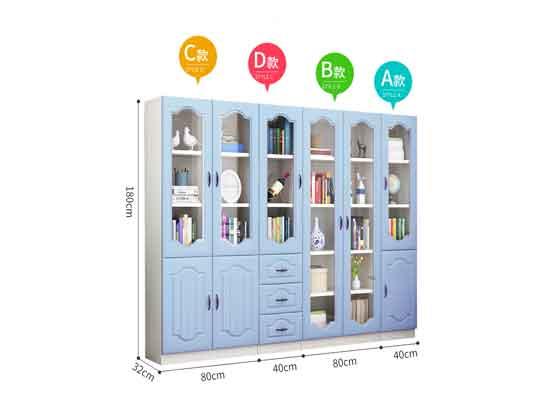 办公室文件储物柜尺寸-办公室文件柜-品源文件柜