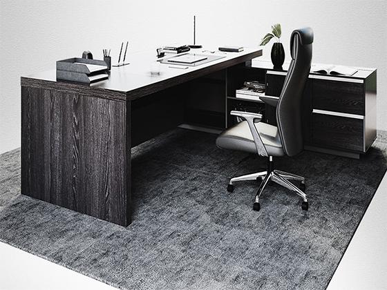 董事长办公桌尺寸-班台尺寸-品源班台