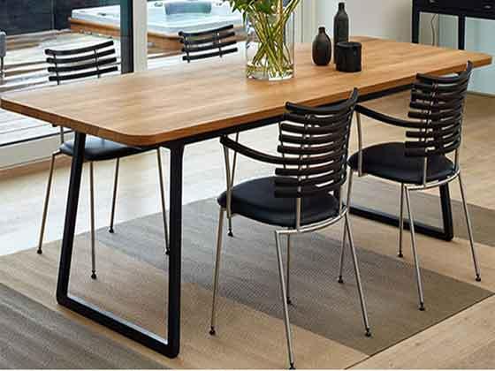 带线盒15人位会议桌-会议桌尺寸-品源会议桌