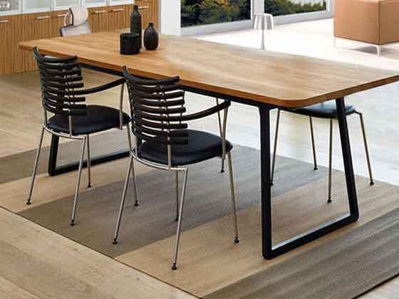 带线盒15人位会议桌-会议桌定制-品源会议桌