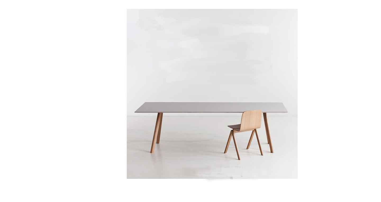 新款实木油漆会议台-会议桌-品源会议桌