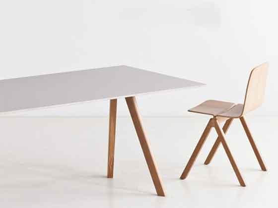 新款实木油漆会议台-会议桌定制-品源会议桌