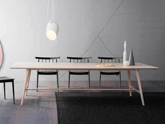 烤漆会议桌-会议桌-品源会议桌