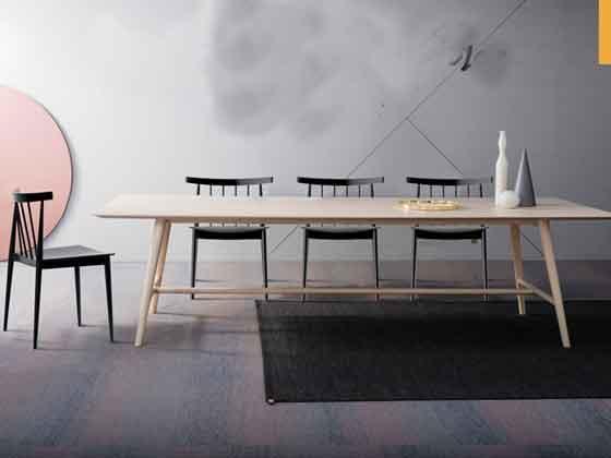 木质烤漆会议桌-会议桌尺寸-品源会议桌