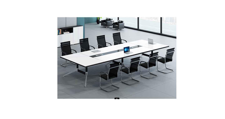 板式时尚会议桌-会议桌-品源会议桌