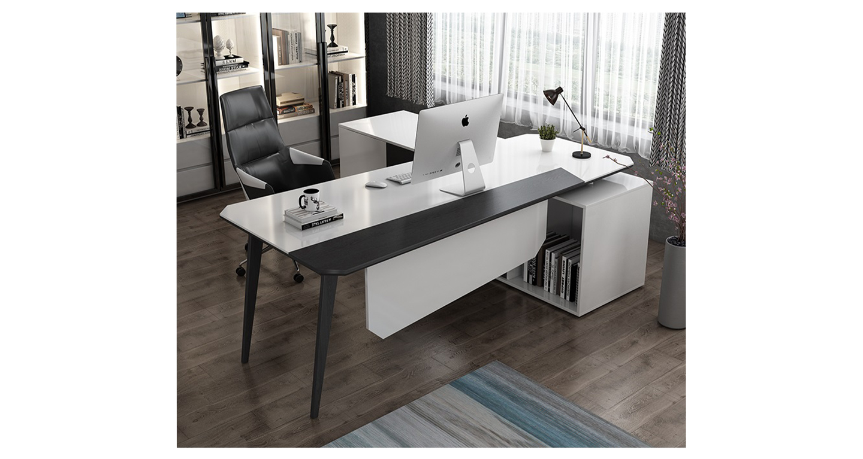 L型老板桌-班台-品源班台