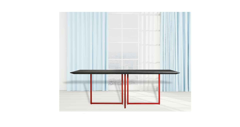 新中式办公室会议桌-会议桌-品源会议桌
