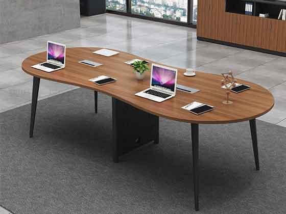现代时尚大型会议台-办公室会议桌-品源办公室会议桌