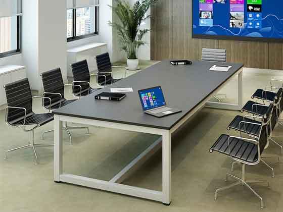 烤漆会议桌-会议桌尺寸-品源会议桌