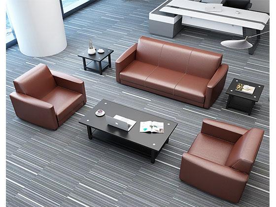 真皮沙发订制上海-办公沙发-品源办公沙发