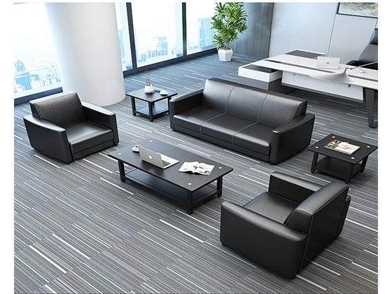 真皮沙发订制上海-沙发定制厂家-品源办公沙发