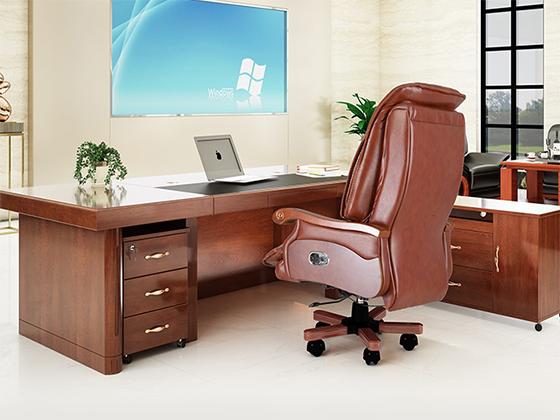 班台办公桌尺寸-班台尺寸-品源班台