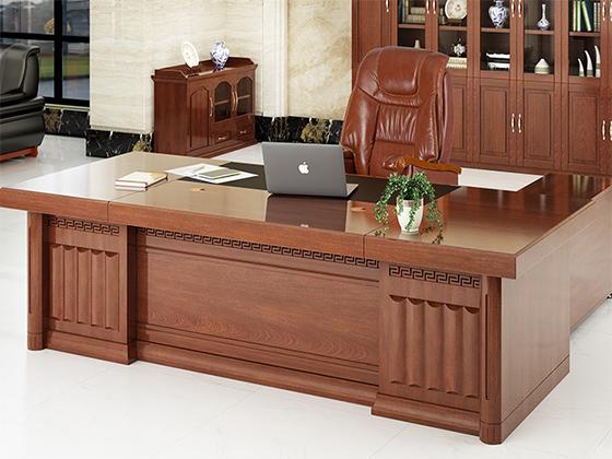 大班台办公桌-班台定制-品源班台