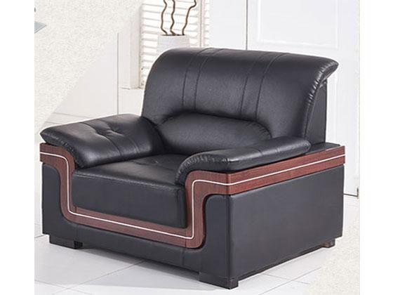 上海真皮组合沙发-办公室沙发-品源办公沙发