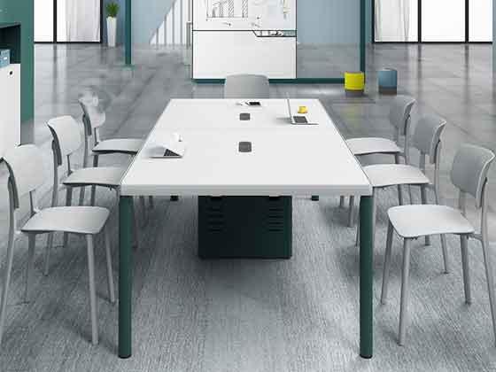 实木会议桌定制-会议桌-品源会议桌
