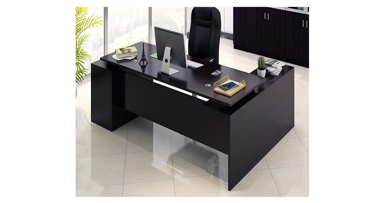 木质办公桌椅-班台-品源班台