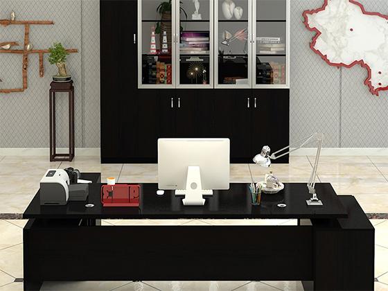 木质办公桌-办公室班台-品源办公室班台