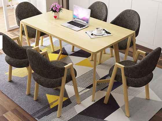 实木定制会议桌-会议桌-品源会议桌
