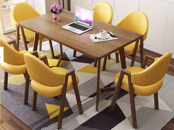 实木定制会议桌-会议桌定制-品源会议桌